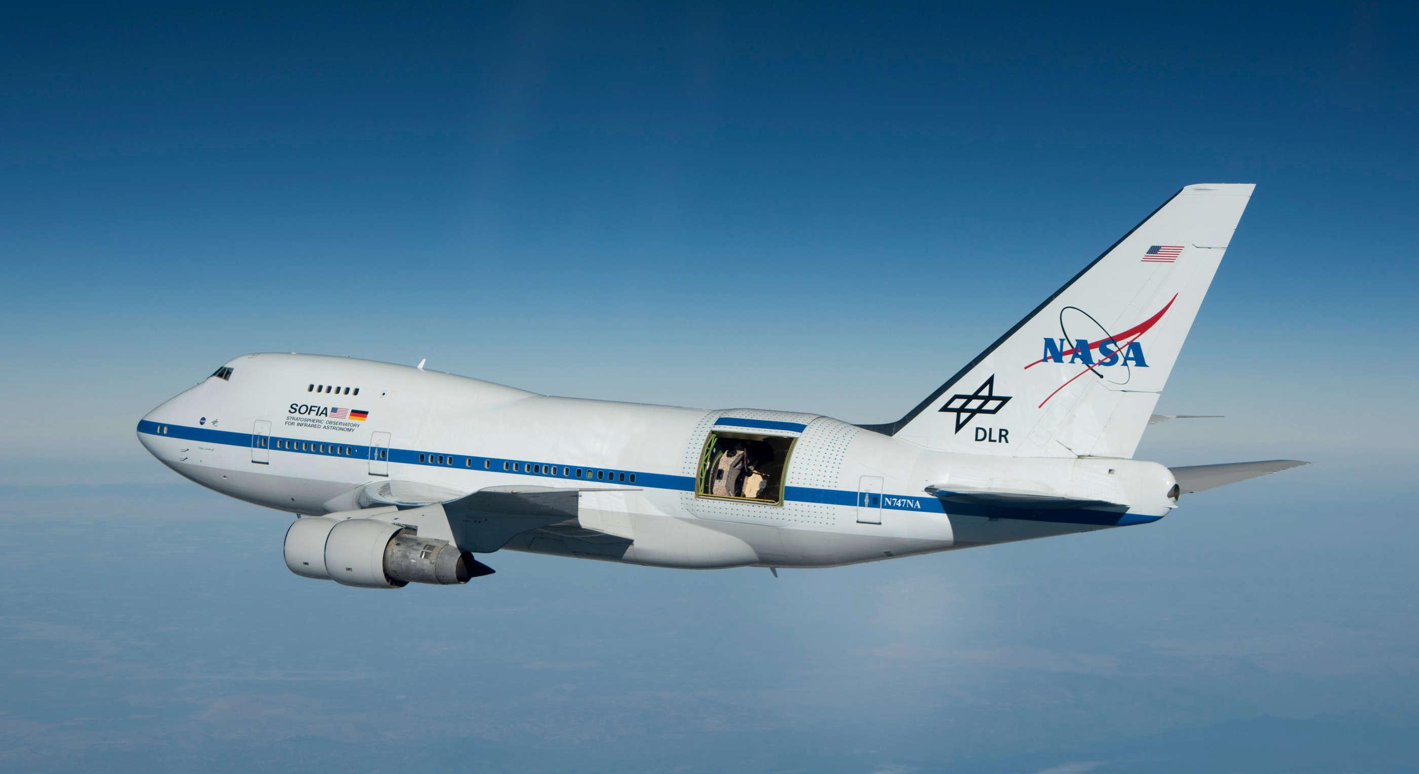 NASA/Jim Ross